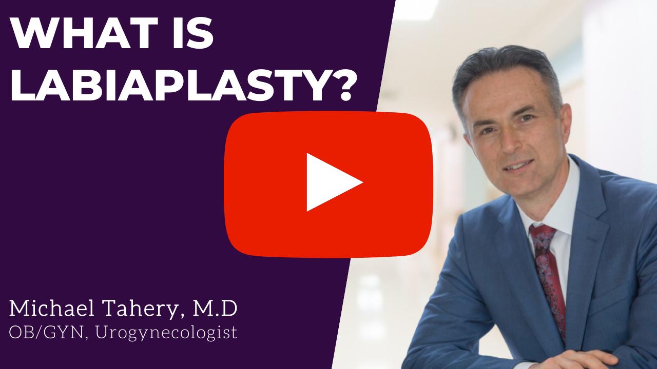 what is labiaplasty